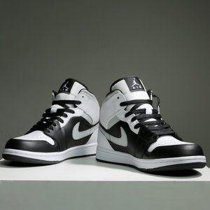 Nike Jordan White Grey